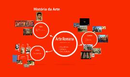 Copy of História da Arte - Arte Romana