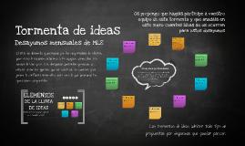 Plantilla Mapas Mentales de Javier  San José