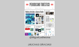Copy of PERIODISMO TURÍSTICO