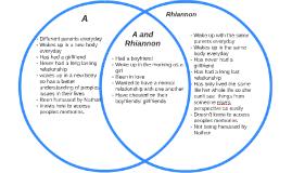 A and Rhiannon