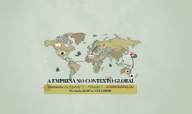 Capítulo 12 - A EMPRESA NO CONTEXTO GLOBAL