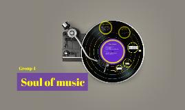 Soul of music