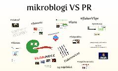FLAKER i PR
