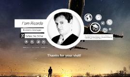 BD. Ricardo Alcalde CV - Spain 2106