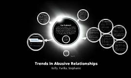 Trends In Abusive Relationships