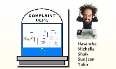 Complaint Analysistitle