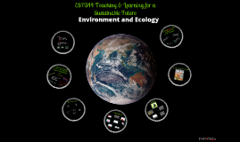 ESP221 Week 2 Lecture - Environment and Ecology