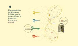 Plan estratégico para la proyección de la imagen de Raymundo