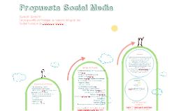 Propuesta Social Media