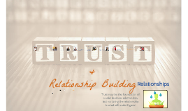 Copy of Trust & Relationship Building