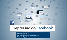 depressão do facebook