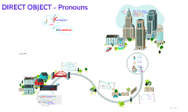 S1- 5.4 - DIRECT OBJECT Pronouns