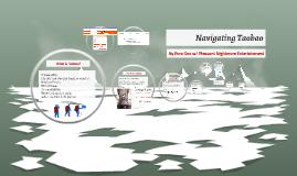 Navigating Taobao