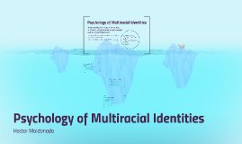 Psychology of Multiracial Identities