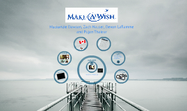 Copy of MAKE A WISH FOUNDATION
