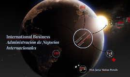 Administración de Negocios Internacionales