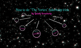 """How to do """"the vortex"""" hula-hoop trick"""