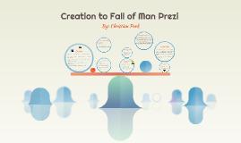 Creation to Fall of Man Prezi