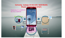 Samsung - Galaxy S III 4G with 16GB Mobile Phone - Garnet Red (AT&T)