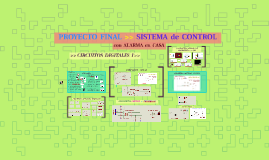 >> PROYECTO  FINAL - CIRCUITOS DIGITALES I >>