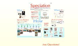 Copy of AP Bio- Evolution 6:  Speciation