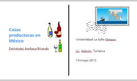 Regiones vinícolas en el mundo