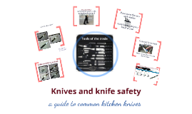 Copy of Copy of Copy of Knives and knife safety