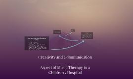 Creativity and Communication