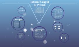 Práctica de Control de Presion - Grupo 2 (Martes)