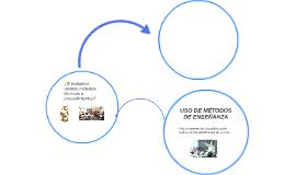 USO DE MÉTODOS DE ENSEÑANZA