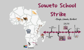 Soweto school strike and uprising