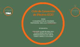 Ciclo de Conversion de Efectivo (CCE)
