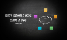 Why Should Kids Have a Dog