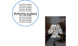 Bulling (cyber)