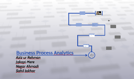 Business Process Analystics
