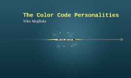 Color Code Personalities