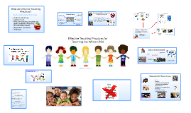 Effective Teaching Practices for Teaching the Whole Child