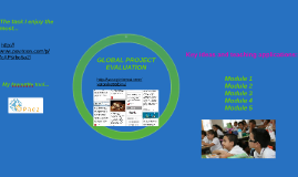 GLOBAL PROJECT EVALUATION