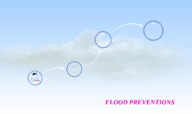 FLOOD PREVENTIONS