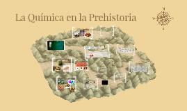 La Química en la Prehistoria