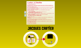 Jacques Cartier: Explorer