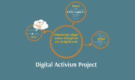 Digital Activism Project