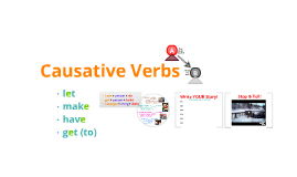 Copy of Causative Verbs