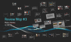 Review Map #3