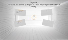 Negative: