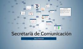 Secretaría de Comunicación