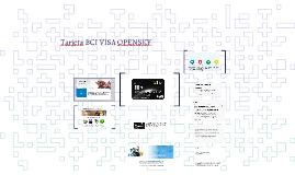 Tarjeta BCI VISA Open Sky