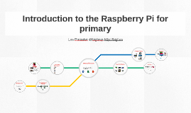 Introduction to the Raspberry Pi