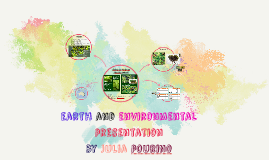 earth and environmental presentation