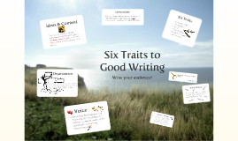 Copy of Six Traits of Writing